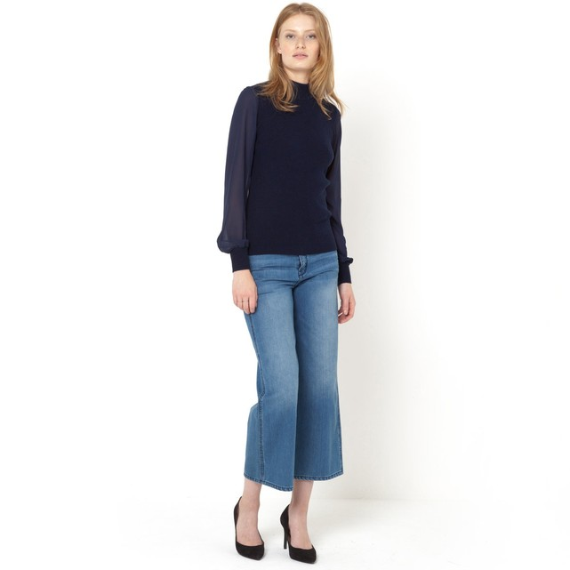 jeans taglie forti La Redoute