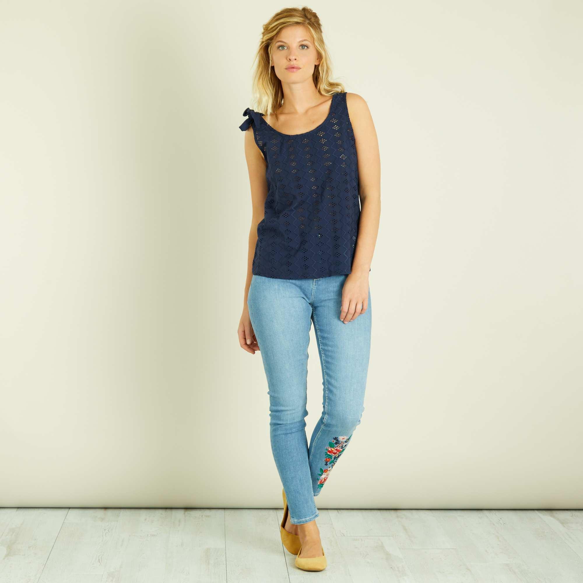 jeans skinny Kiabi