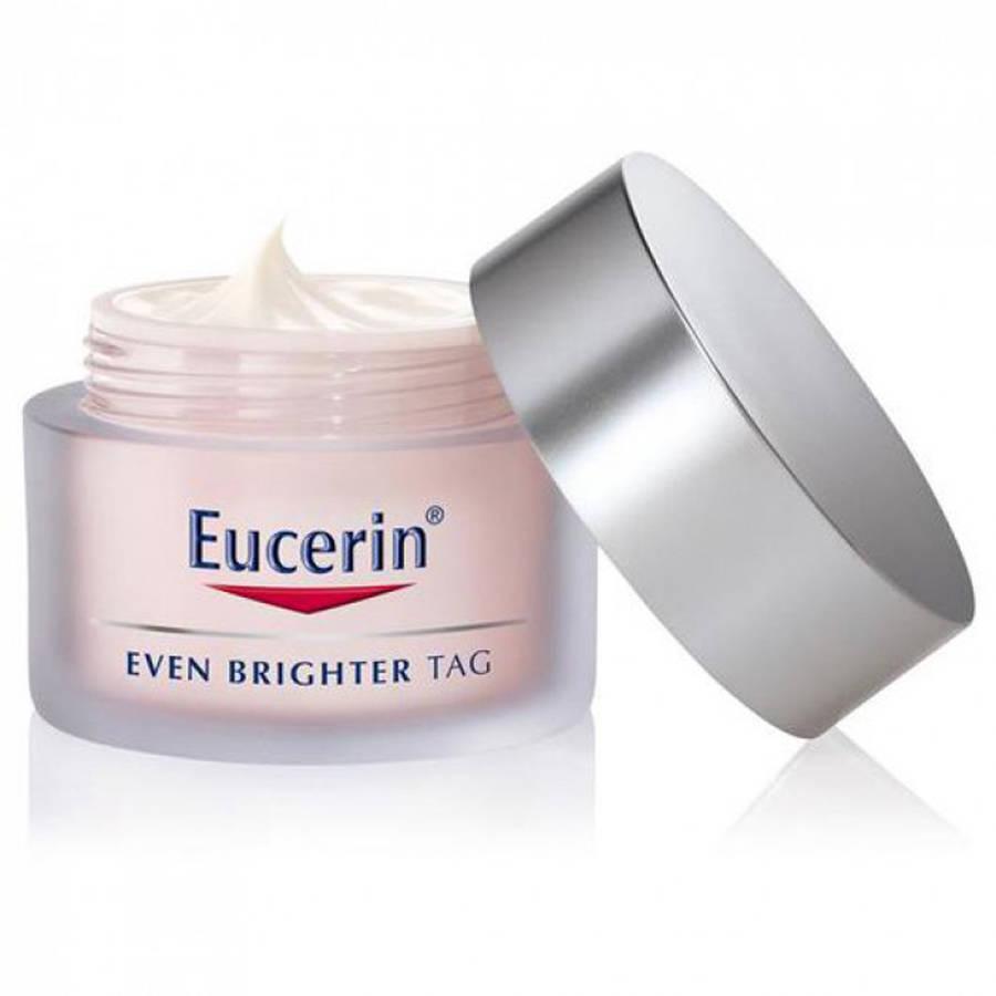 macchie sul viso: crema di notte Eucerin