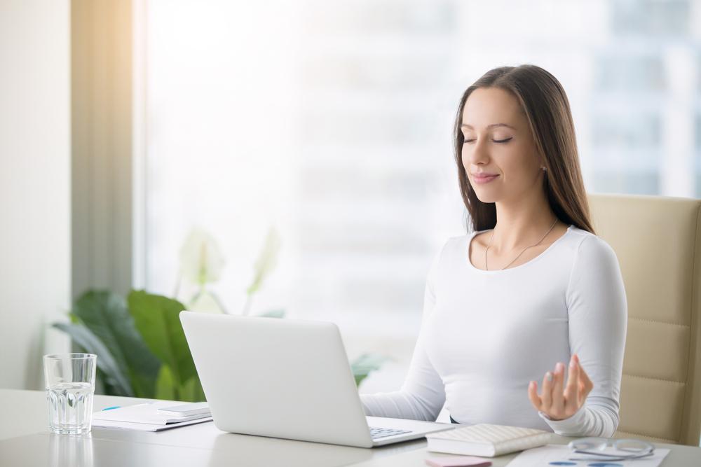 la meditazione guidata aiuta nella concentrazione