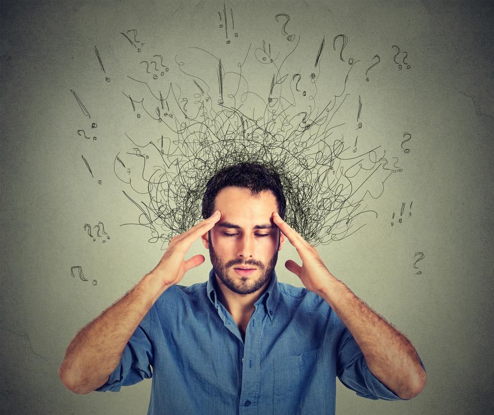 la meditazione guidata è contro l'ansia