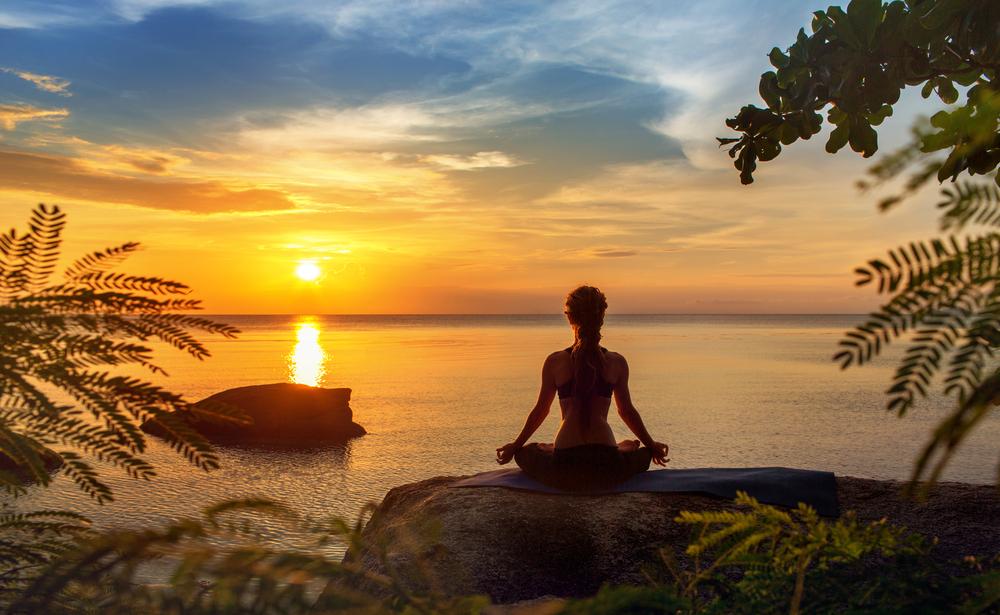 la meditazione guidata aiuta a trovare il vero sé