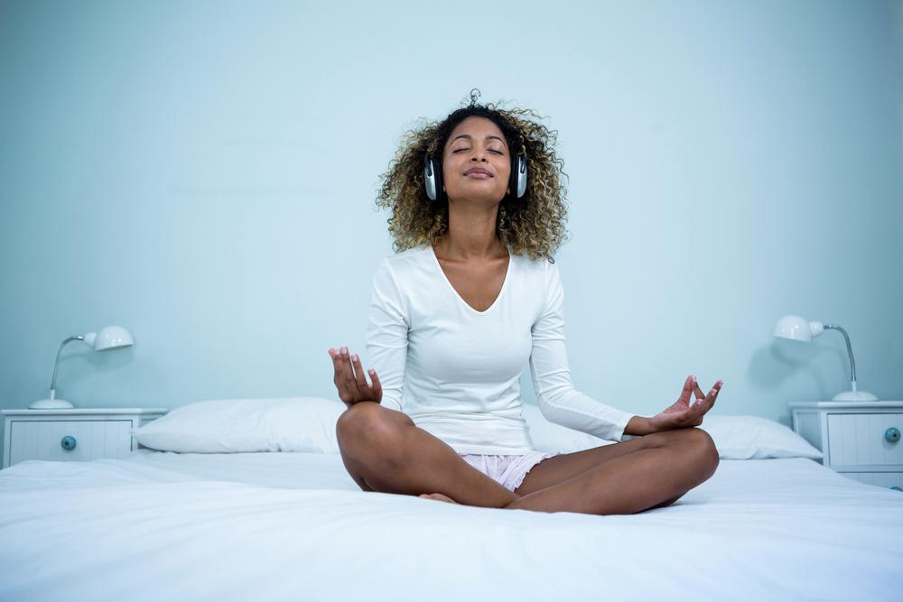 tecniche di rilassamento per prevenire le afte