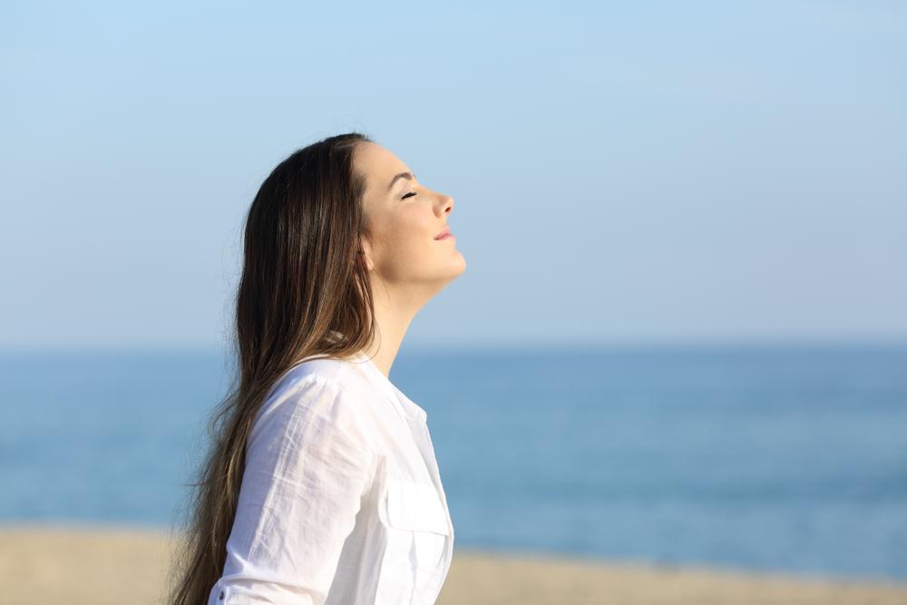 pelle perfetta respirare