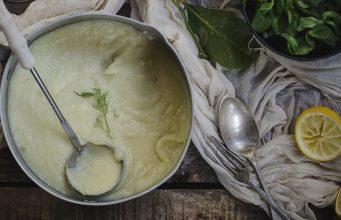 La ricetta del purè di patate