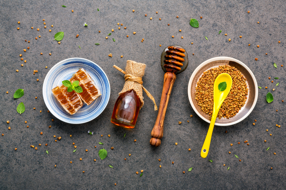 polline: alimenti per rafforzare le difese immunitarie