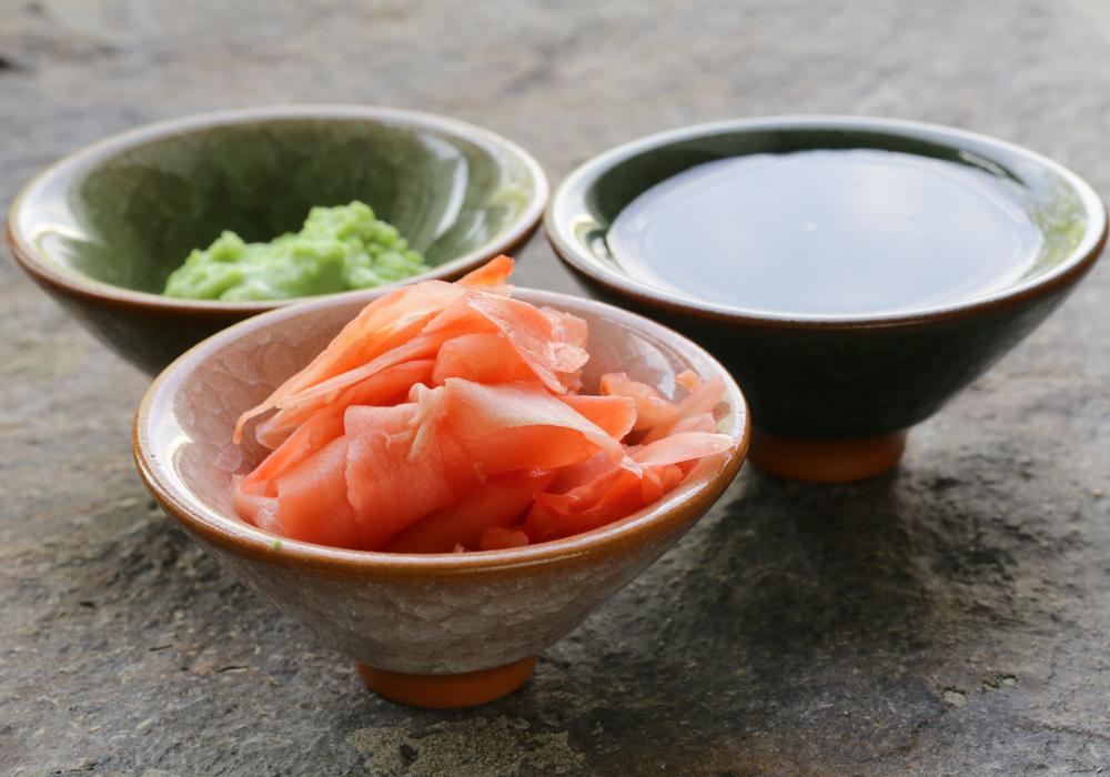 la salsa di soia contiene il glutine.