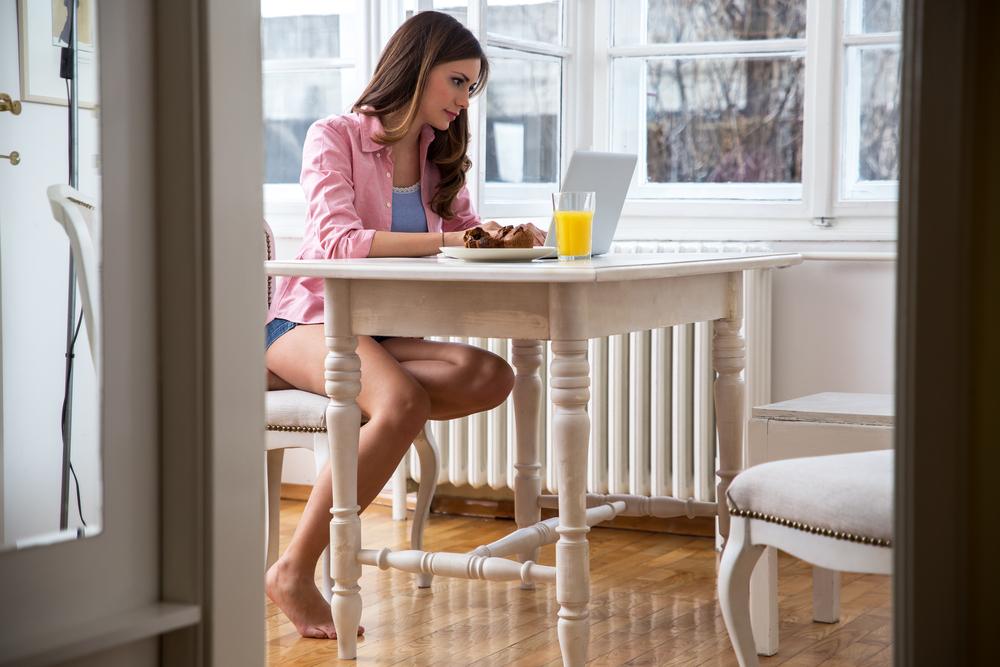 stare seduti a lungo: danni agli organi