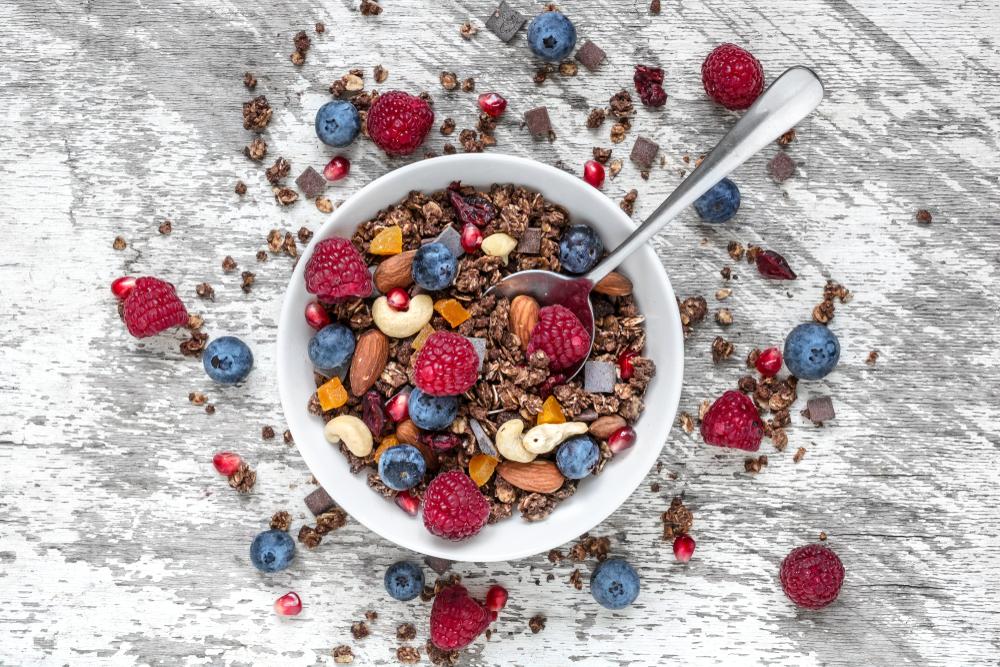 trucchi per mangiare sano, la merenda