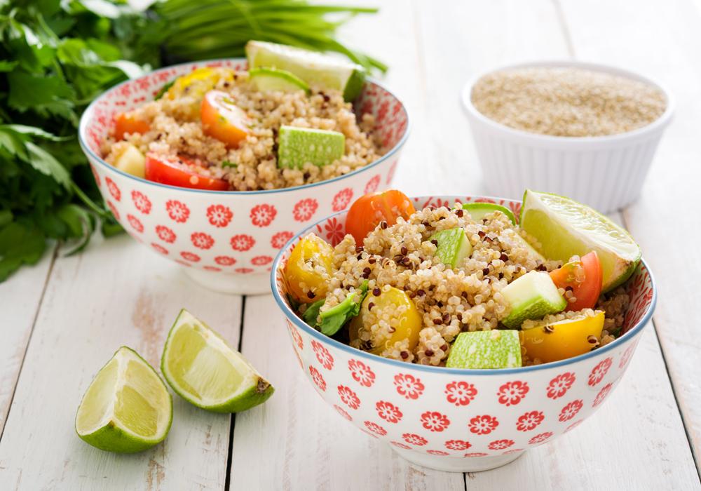 Come abbinare gli alimenti gluten free per dimagrire