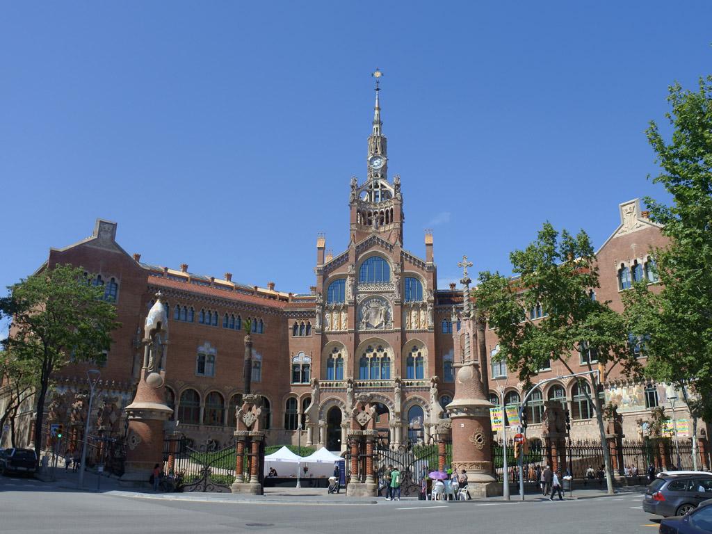 Barcellona Recinto Modernista