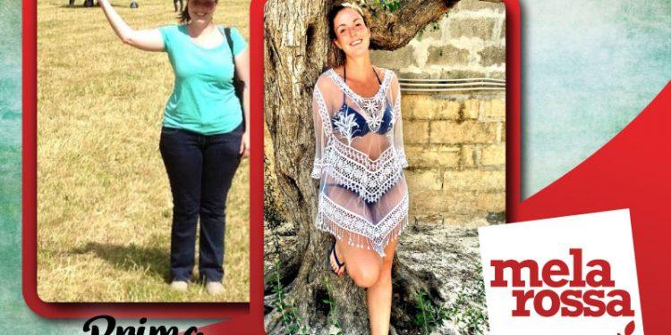dieta melarossa ilaria 26 kg