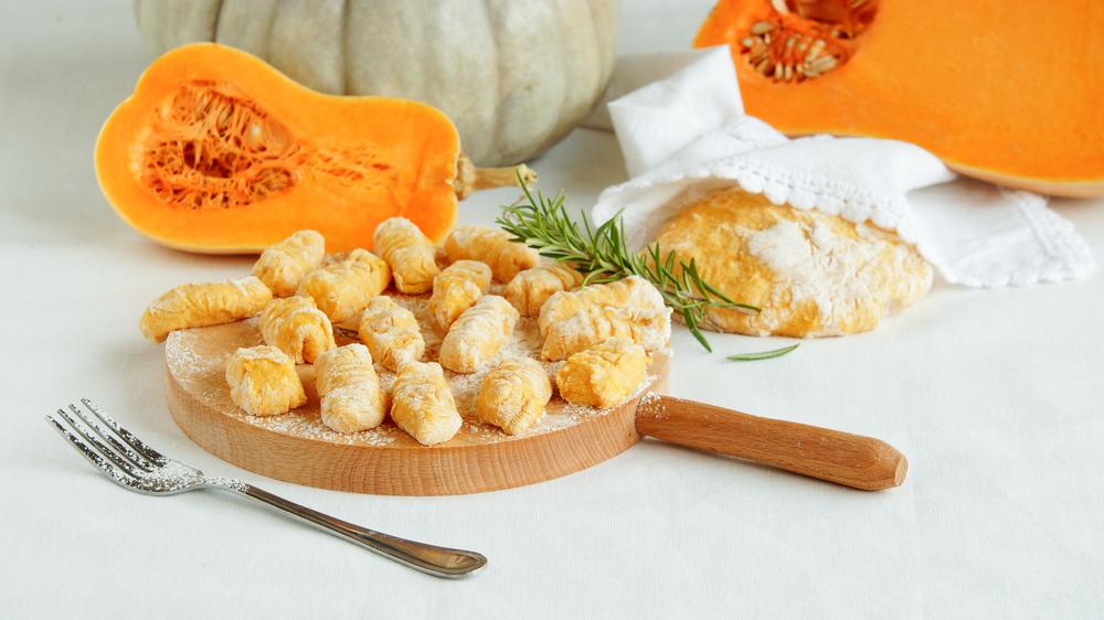 gnocchi di zucca: la ricetta sana di Melarossa