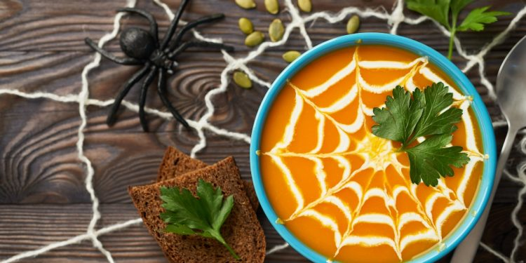 ricette per Halloween : idee creative