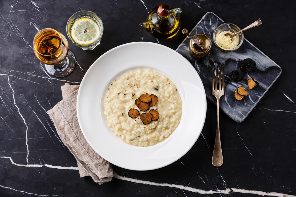 tartufo: benefici e abbinamento in cucina
