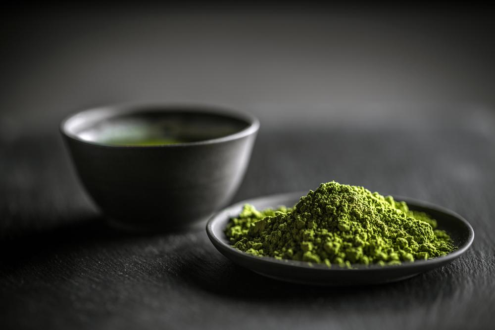 tè verde per rinforzare i capelli
