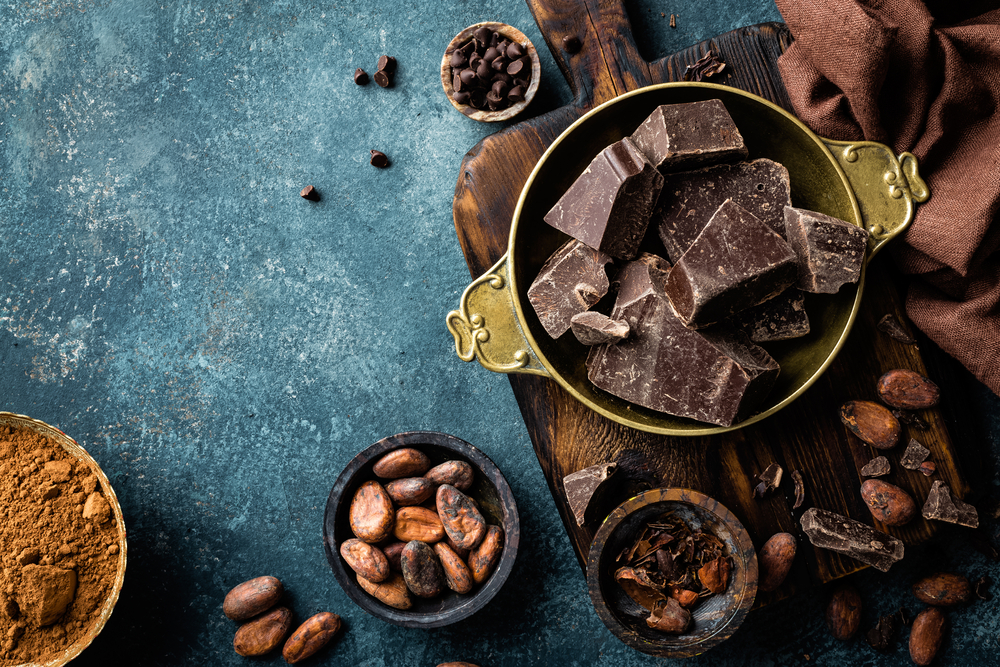 alimenti cioccolato