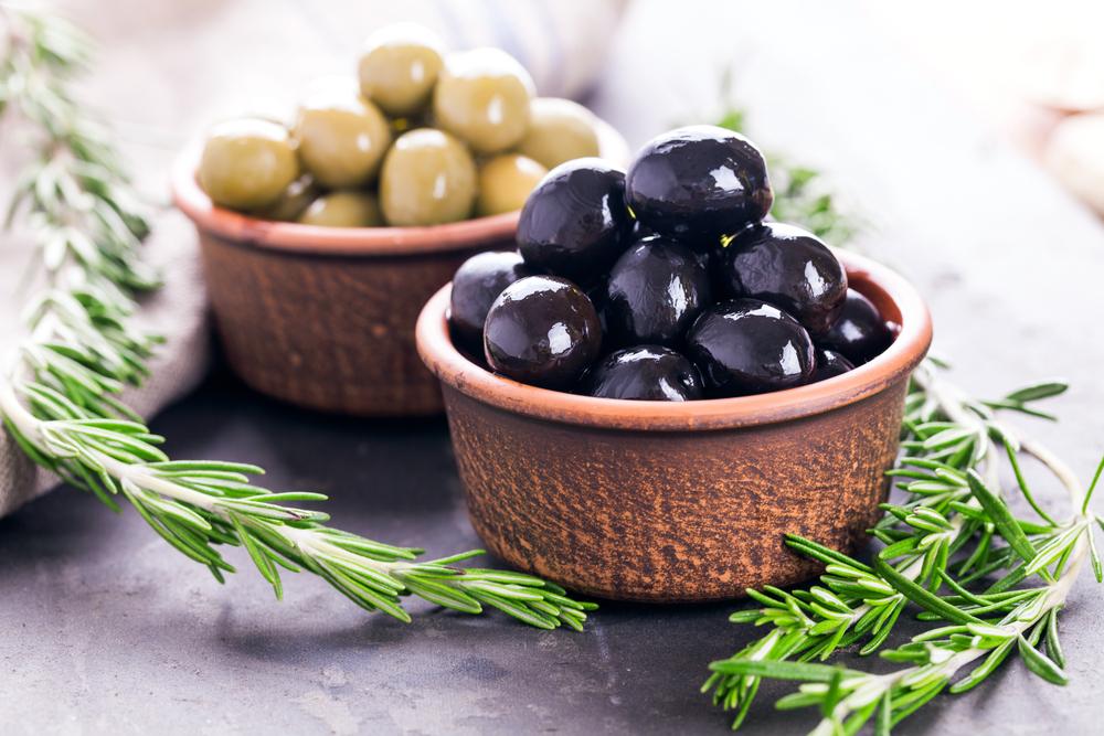 alimenti olive