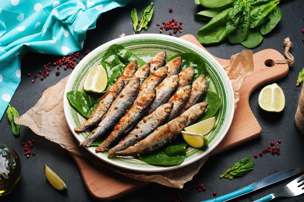 alimenti sardine