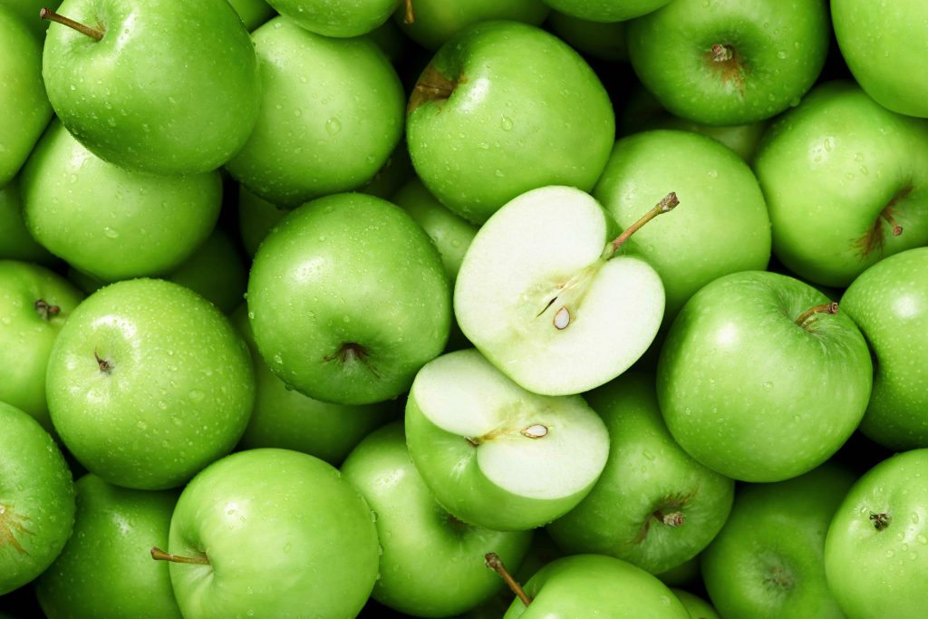 Cibi anti-smog: le mele