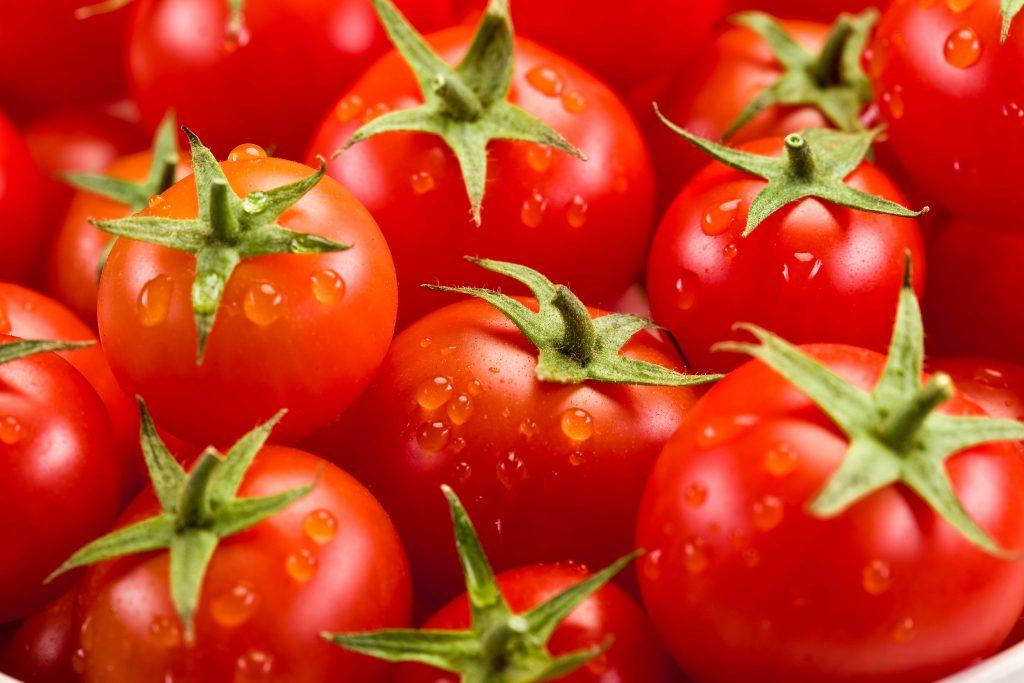 I cibi per combattere lo smog: i pomodori