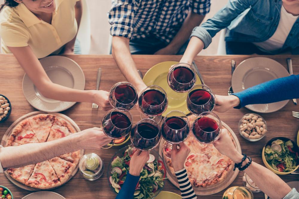 dieta e vino: i consigli del nutrizionista