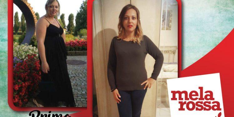 dieta melarossa caterina 16 kg