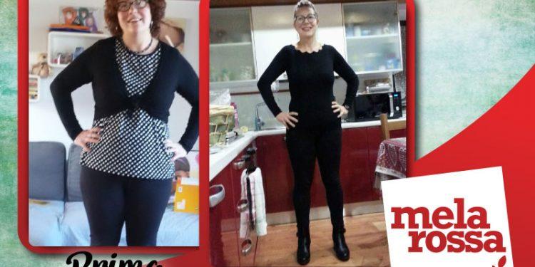 dieta melarossa federica 31 kg