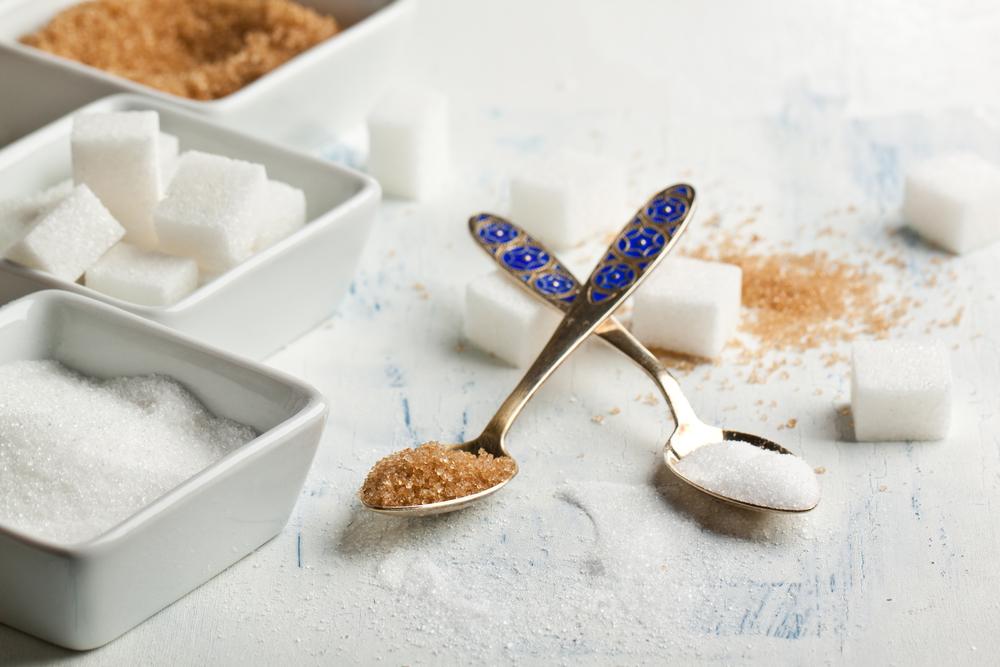 dolcificante o zucchero: il confronto
