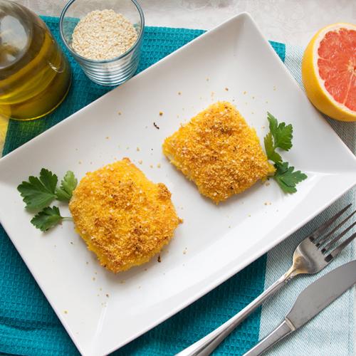 La ricetta del filetto di persico light e senza glutine.