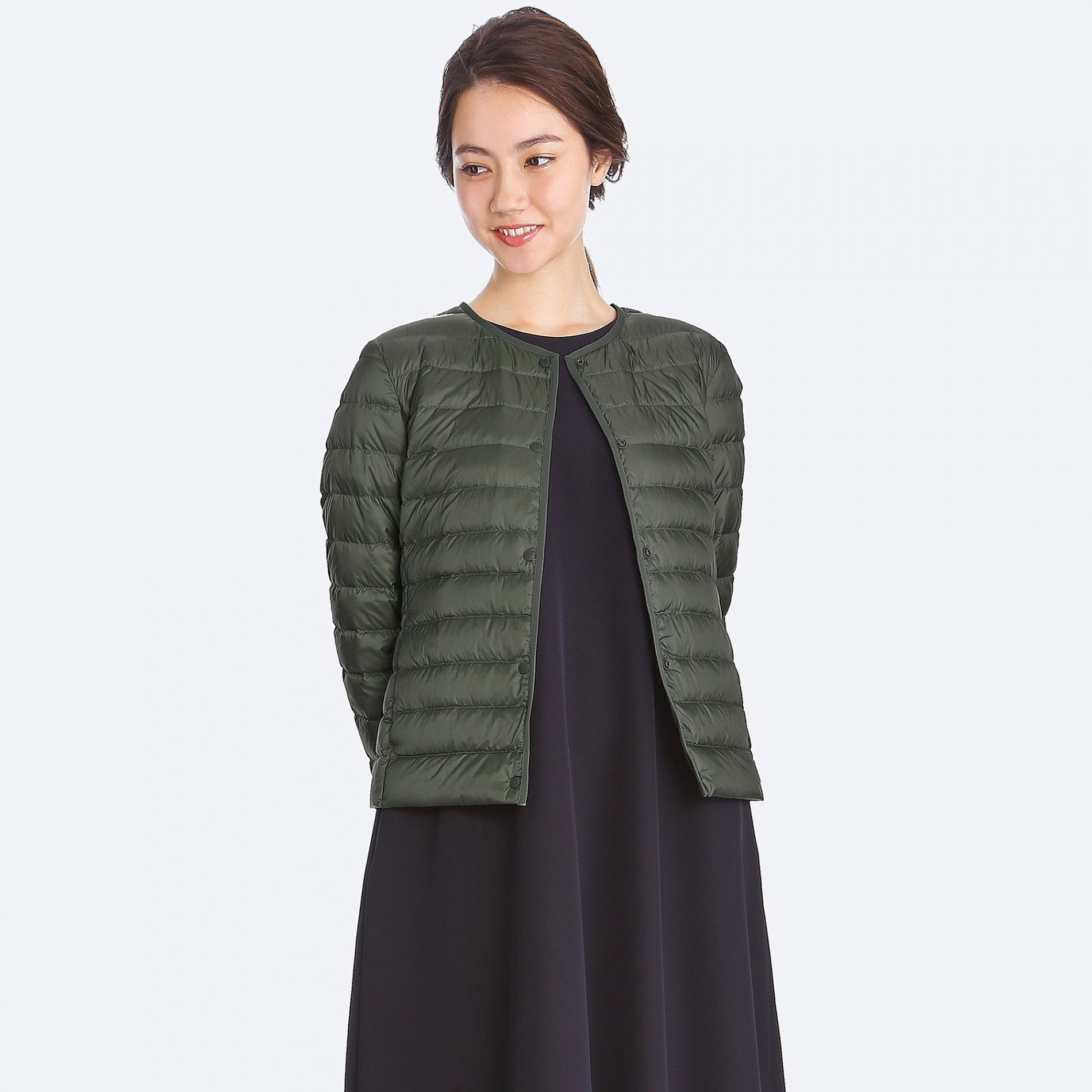 piumini da donna ultra light uniqlo