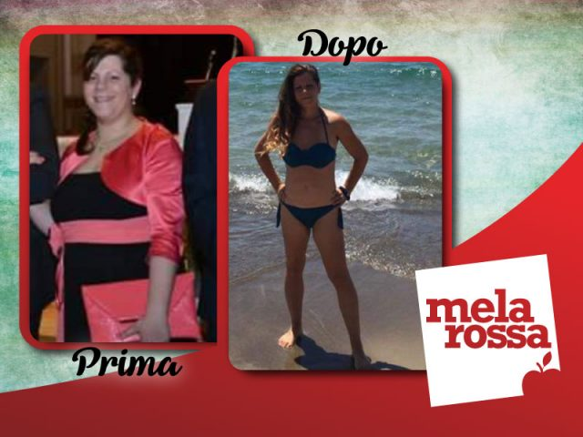 testimonial prima e dopo: Laura Costantino