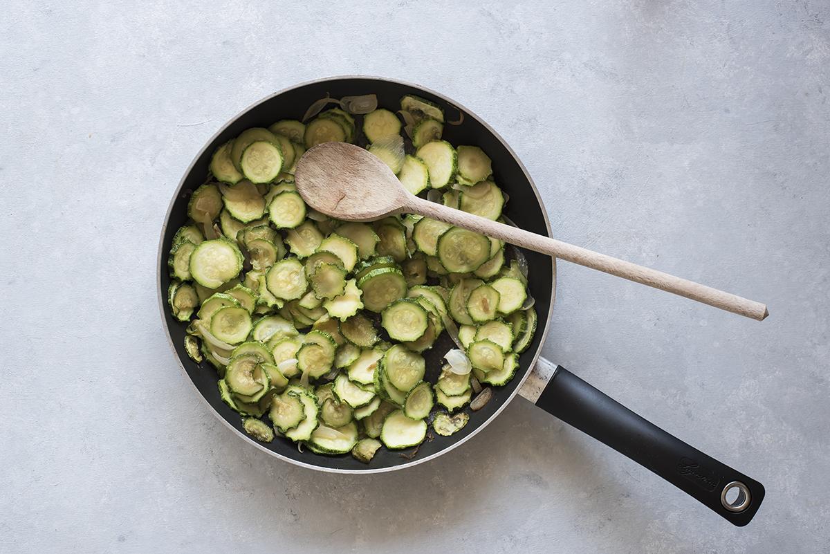 quiche lorraine aggiungi zucchine