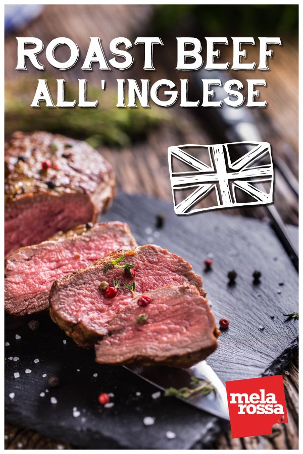 roast beef all'inglese ricetta