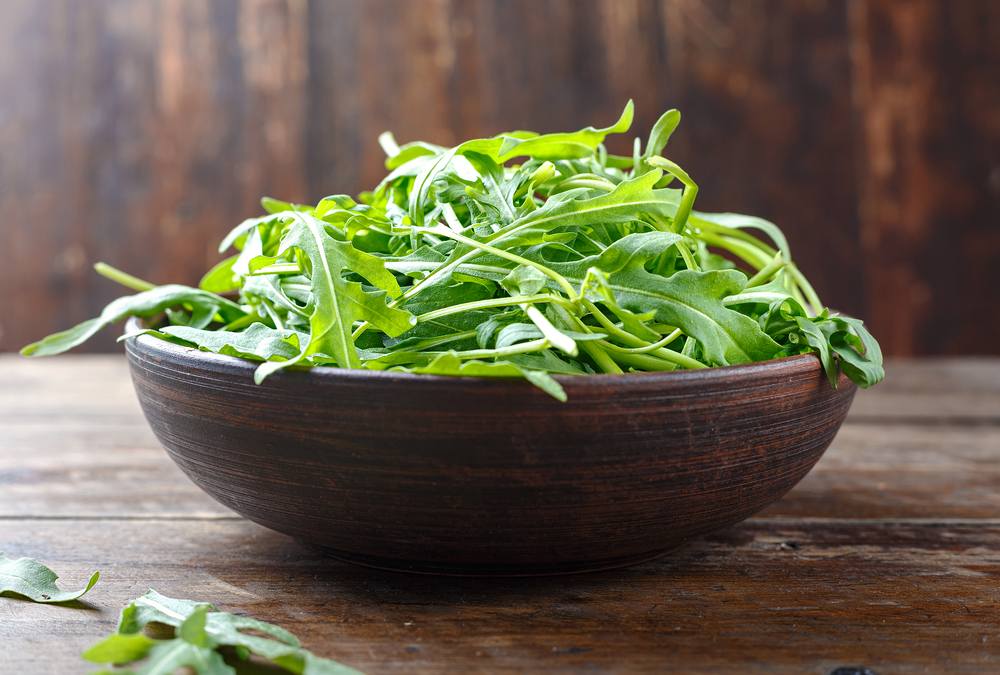 Rucola: proprietà e benefici
