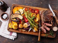 secondi piatti a dieta: ricette di carne