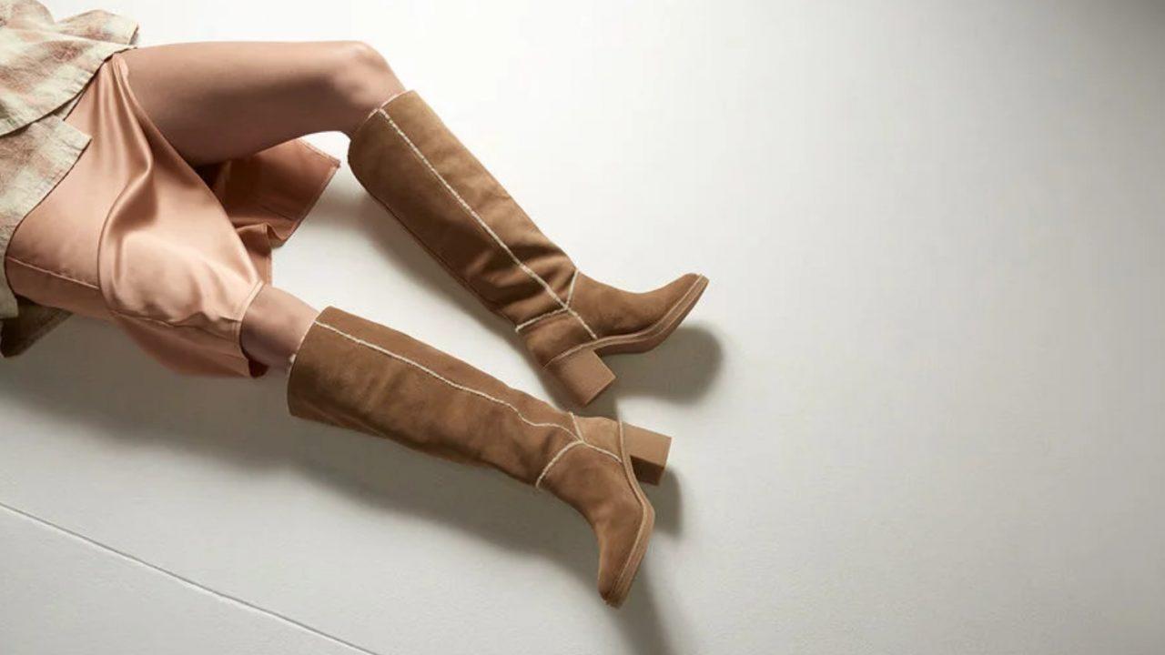 check out 34899 cf354 Gli stivali perfetti per slanciare le gambe - Melarossa