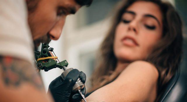 consigli della tatuatrice per fare un tatuaggio anche se hai paura