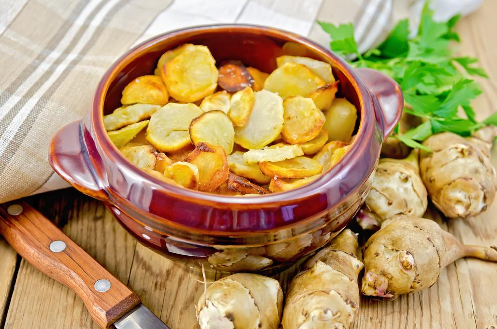 topinambur: ricette