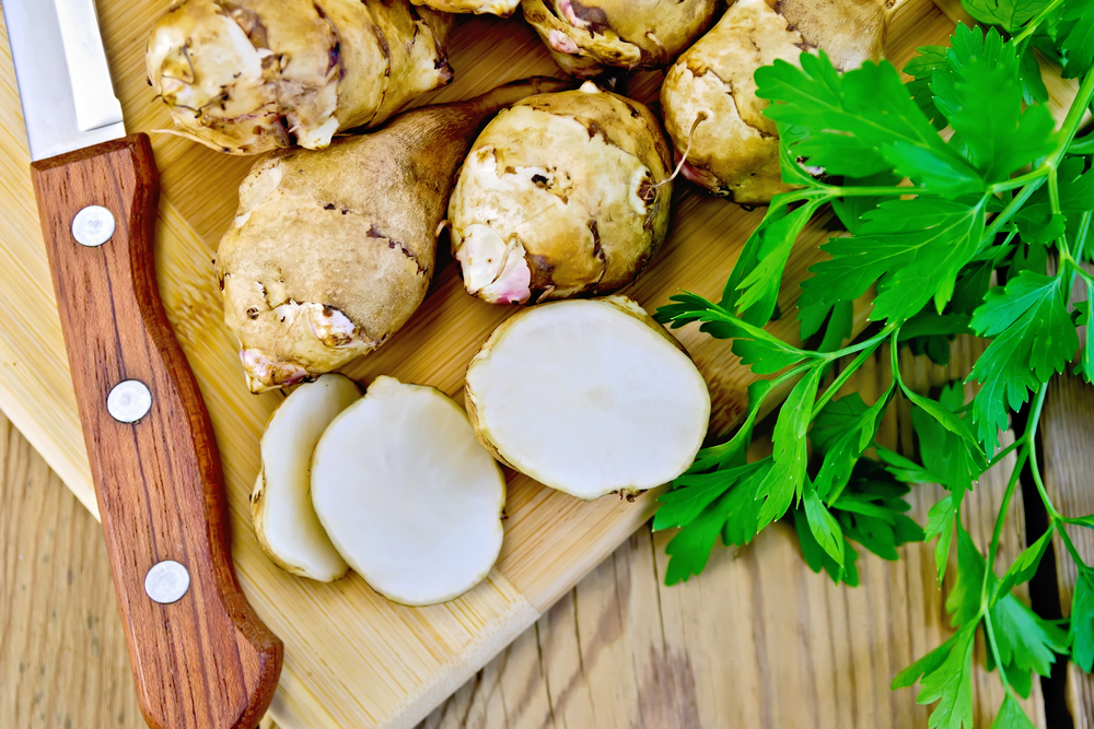 topinambur: usi in cucina