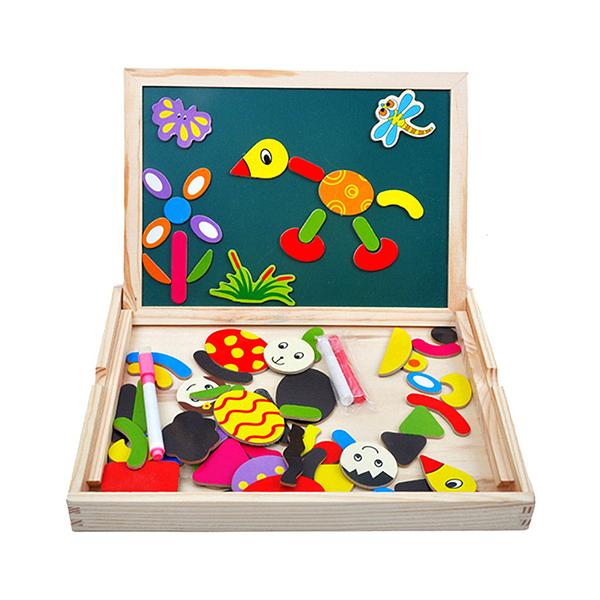 regali di Natale per bambini: lavagna magnetica