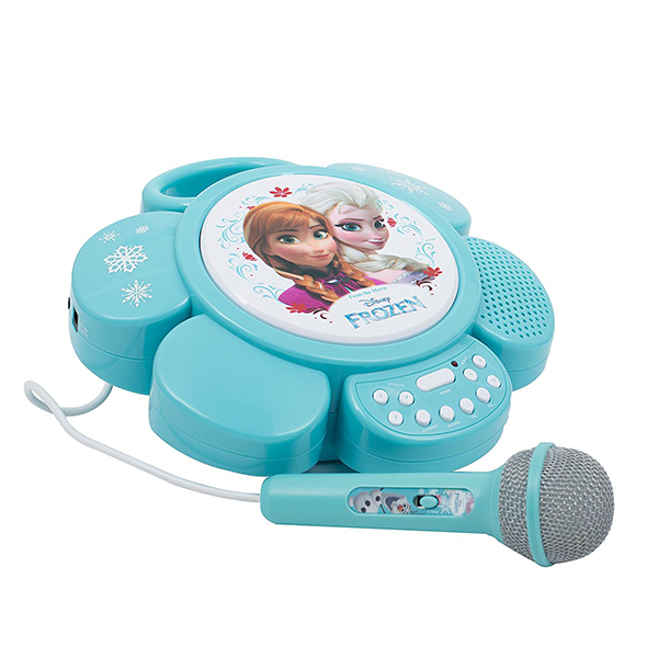 regali di Natale per bambini: karaoke Frozen