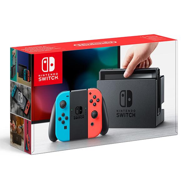 regali di Natale per bambini: Nintendo Switch
