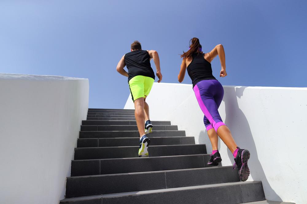 sali le scale per tonificarti: proposte allenamento della coach fitness