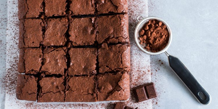 Brownies senza burro