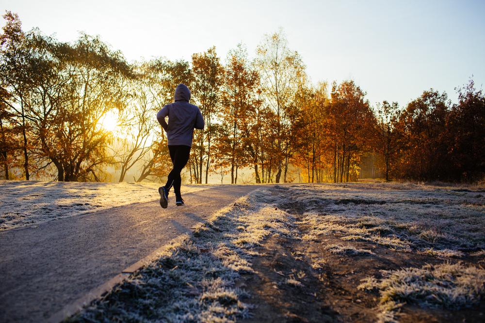 correre in inverno: regole da seguire quando fa freddo