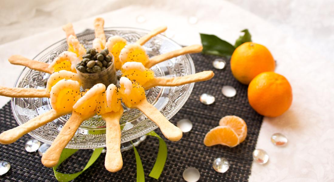 I cucchiaini di pasta sfoglia sono un antipasto light e senza glutine, velocissimo da preparare.