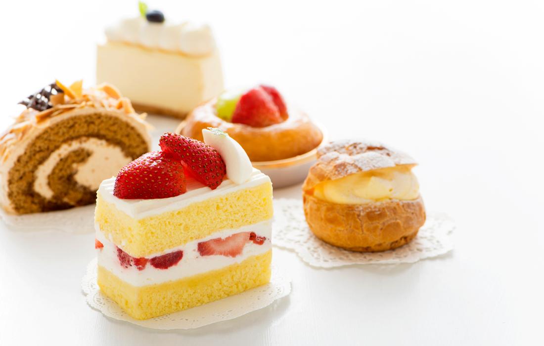 Le ricette light dei dolci senza glutine