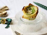 Le lasagne al pesto senza glutine e lattosio, sono leggere e adatte a tutta la famiglia.