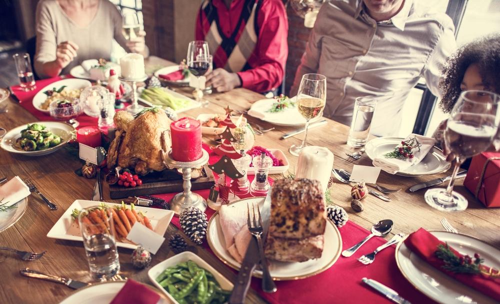 Menù di Natale 2017: ricette sane e leggere